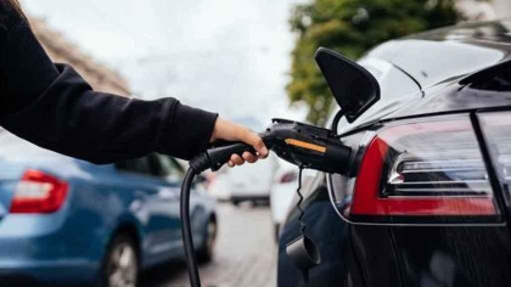 Recarga de vehículo electrificado
