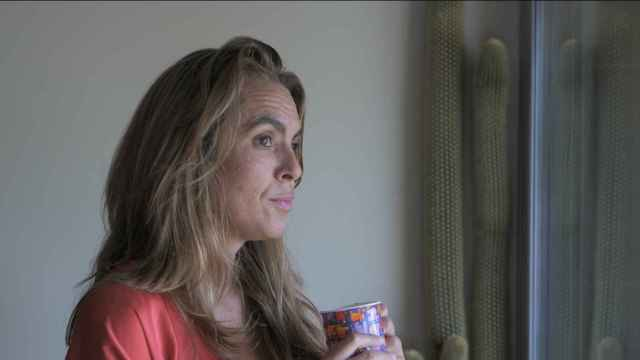La artista cordobesa Lourdes Pastor.