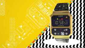 Reloj Casio y Pac-Man