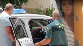 Rubén y María José, la pareja detenida en Murcia por la Guardia Civil.