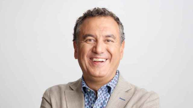 Roberto Brasero, el hombre del tiempo de Antena3