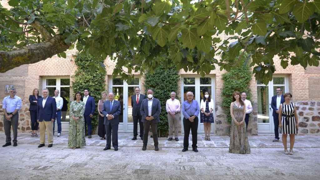Pleno del Consejo Social de la Universidad de Castilla-La Mancha