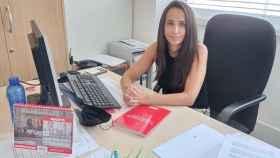 La secretaria regional de Mujeres y Políticas LGTBI de CCOO, Rosario Martínez