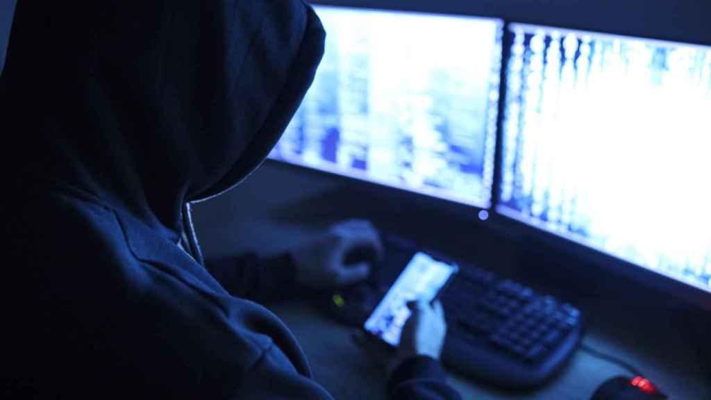 Imagen de espionaje del spyware Pegasus