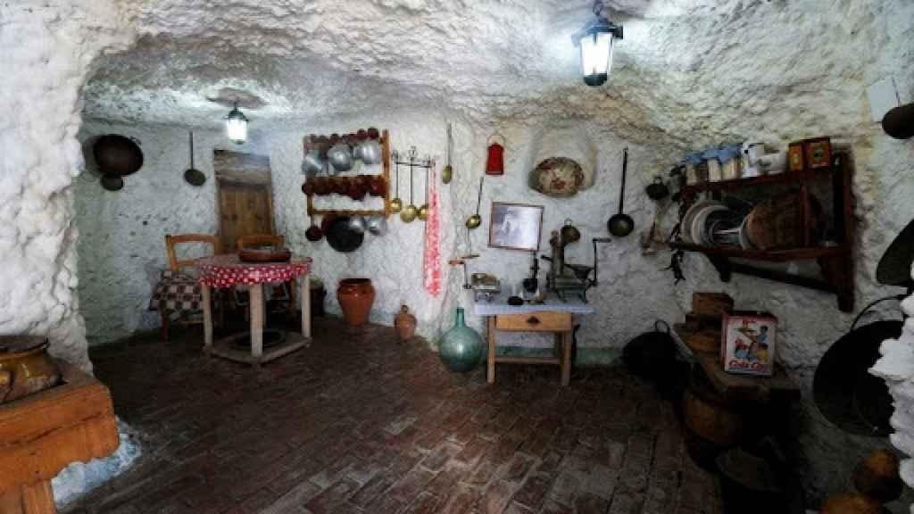 Cuevas Sacromonte
