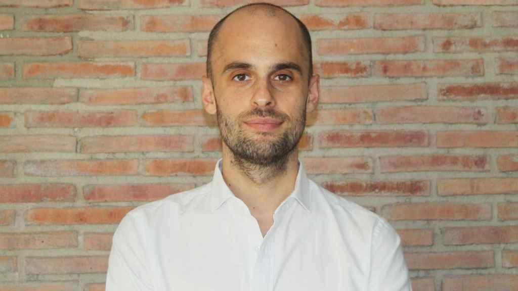Director general de Destinia, Ricardo Fernández.