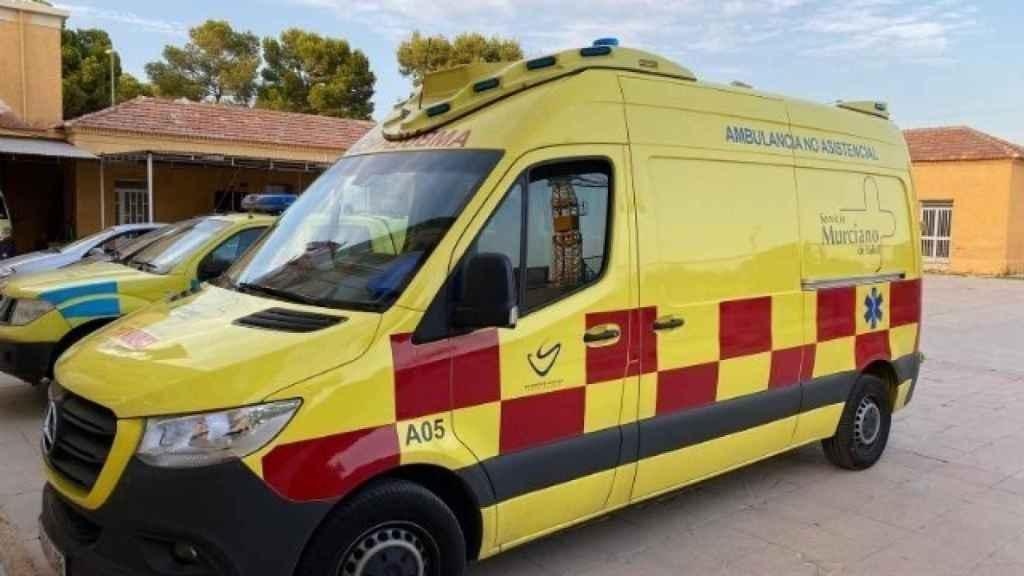 Un modelo de ambulancia no asistencial que utiliza el Servicio Murciano de Salud.