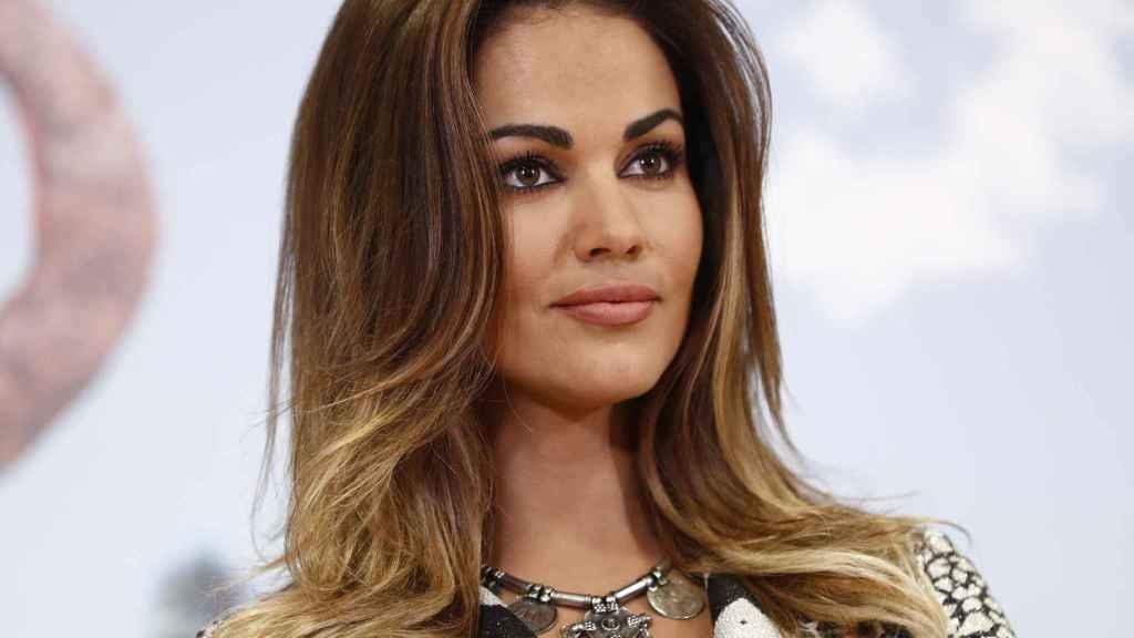 La presentadora Lara Álvarez.
