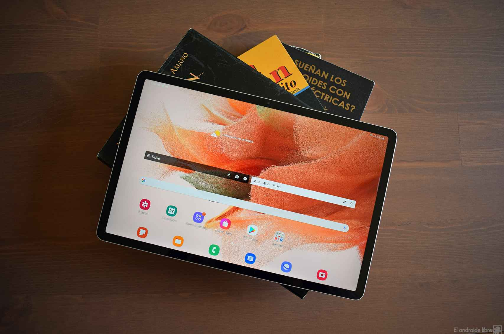 Una tablet para el hogar