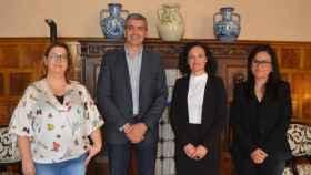 Los concejales del PSOE de Corral de Almaguer defienden que siguen cumpliendo con su trabajo