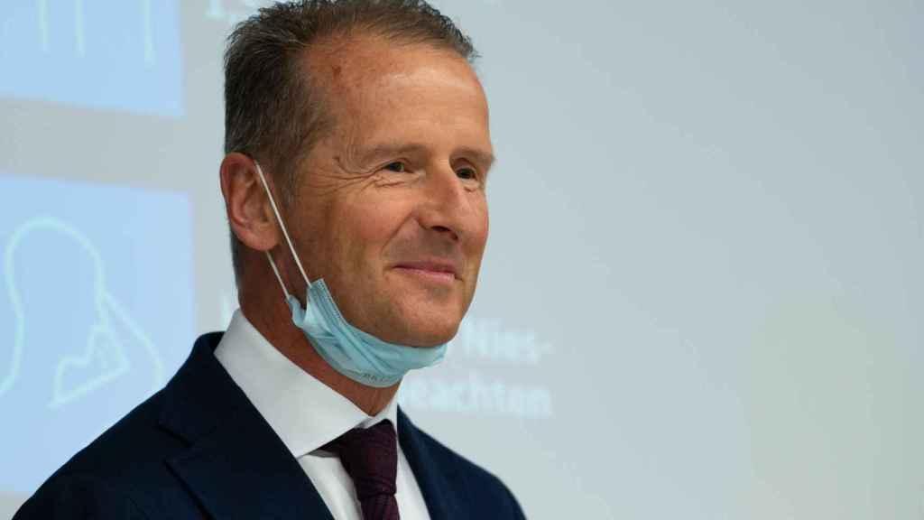 Herbert Diess, presidente de Volkswagen.