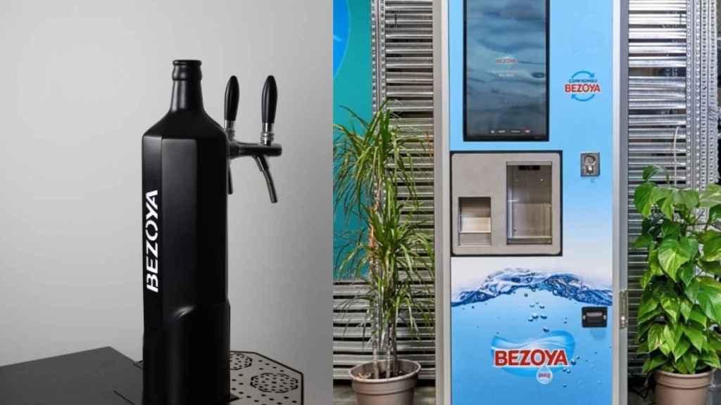 Las nuevas soluciones de Bezoya.