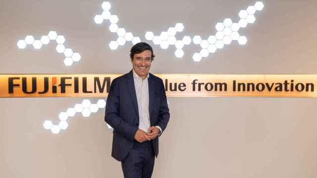 Pedro Mesquita, director general de Fujifilm en España y Portugal.