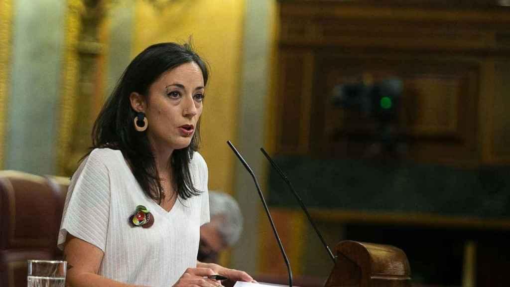 Isabel Franco, de Unidas Podemos.