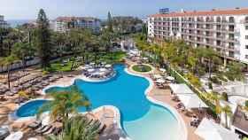 Instalaciones del hotel H10 Andalucía Plaza de Marbella.