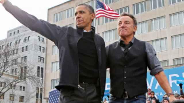 'Renegados', las conversaciones de Obama y Springsteen se publican como libro
