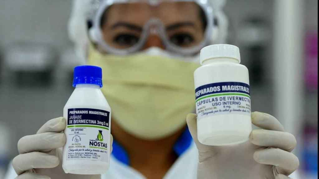 ¿Es la ivermectina eficaz contra el coronavirus?