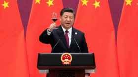 Xi Jinping, durante una ceremonia en Beijing en 2019.