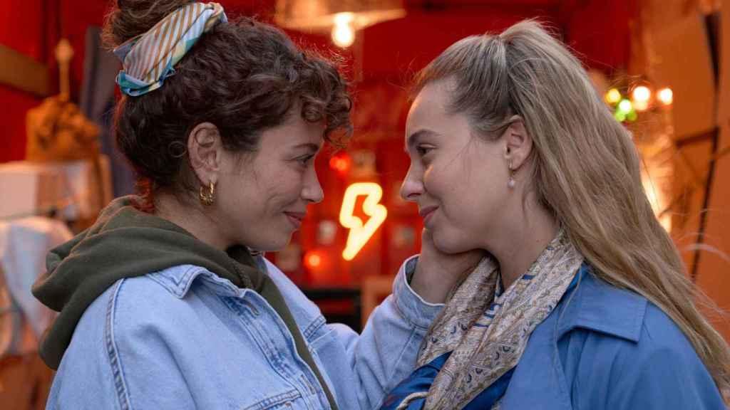 Las protagonistas de '#Luimelia' en la temporada 4.