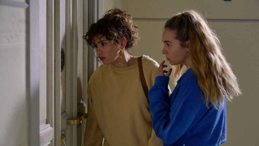 Imagen del episodio 4x01 de '#Luimelia'.