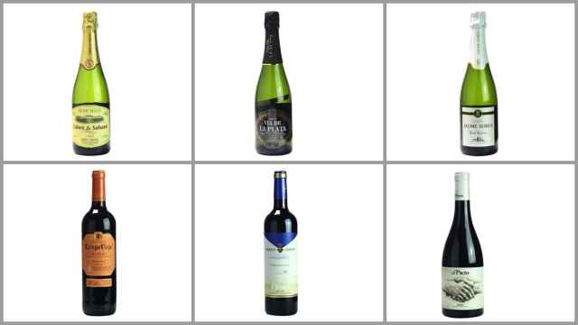 La lista definitiva de los mejores vinos del supermercado, según la OCU: los 12 más valorados