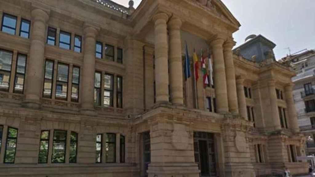 Audiencia Provincial de Gipuzkoa.