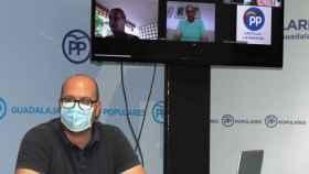 Lucas Castillo ha dado a conocer el nuevo comité ejecutivo del PP de Guadalajara