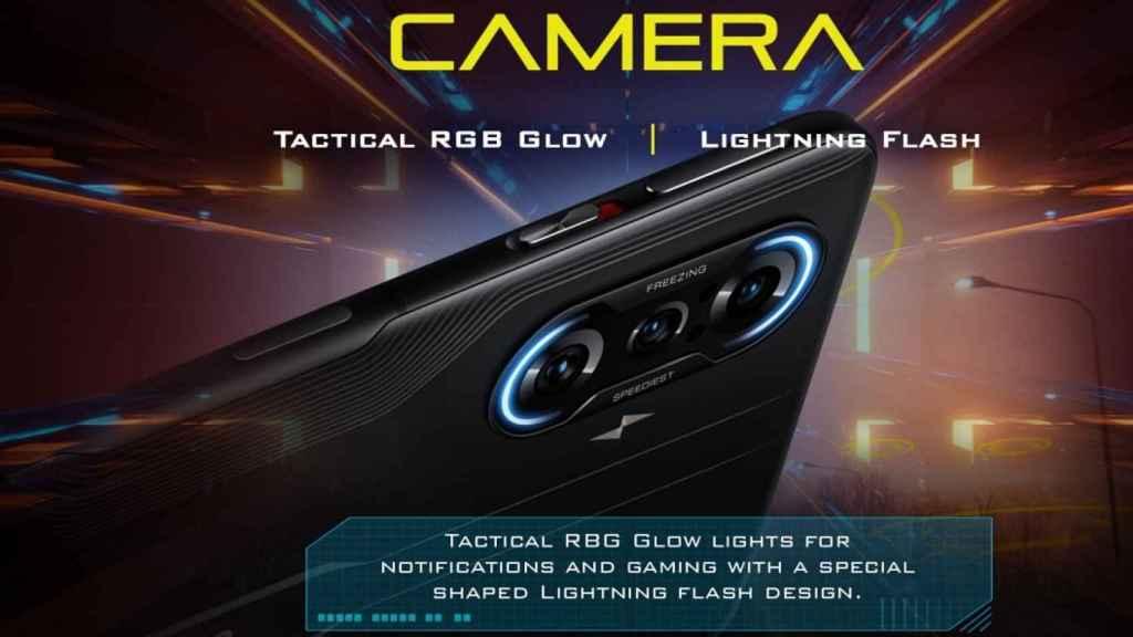 POCO F3 GT Camera