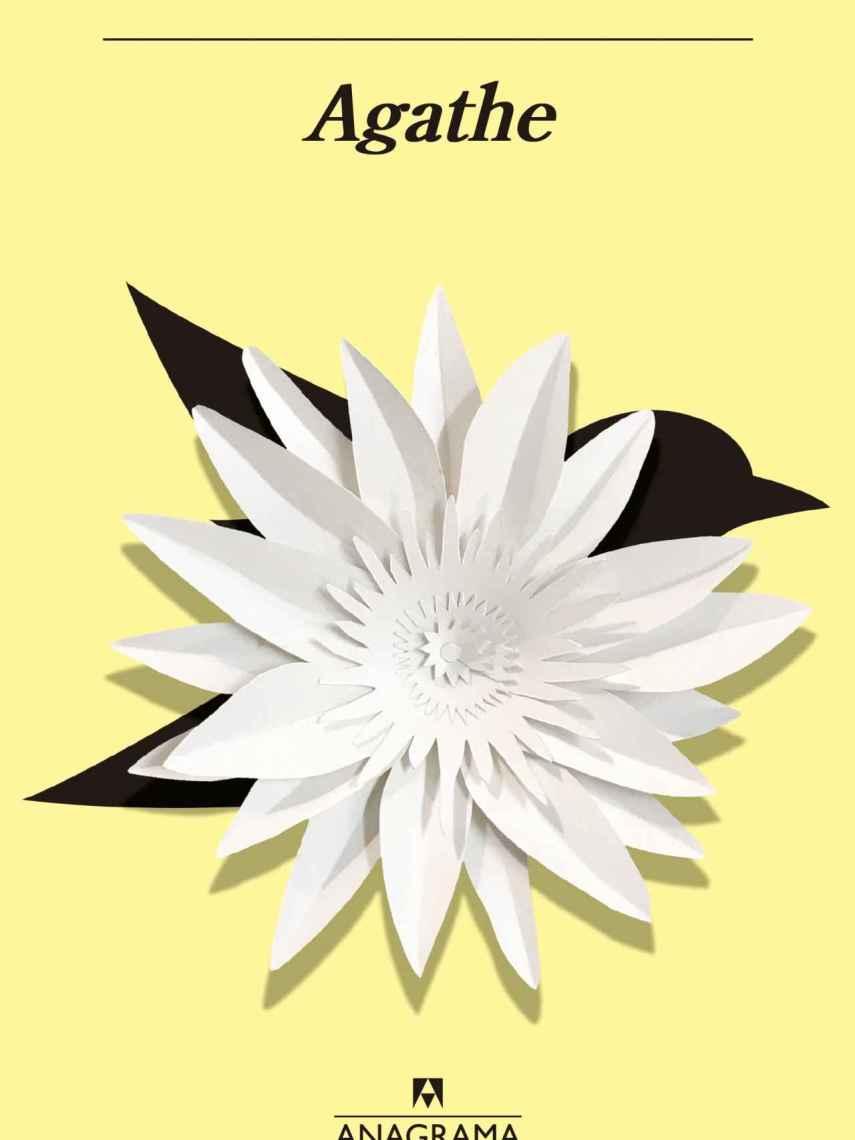 Portada del libro 'Agathe', de Anne Cathrine Bomann.