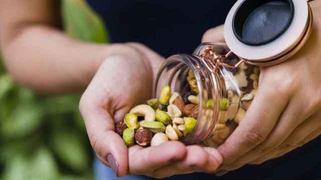 Los frutos secos en la dieta, un aliado para perder peso.