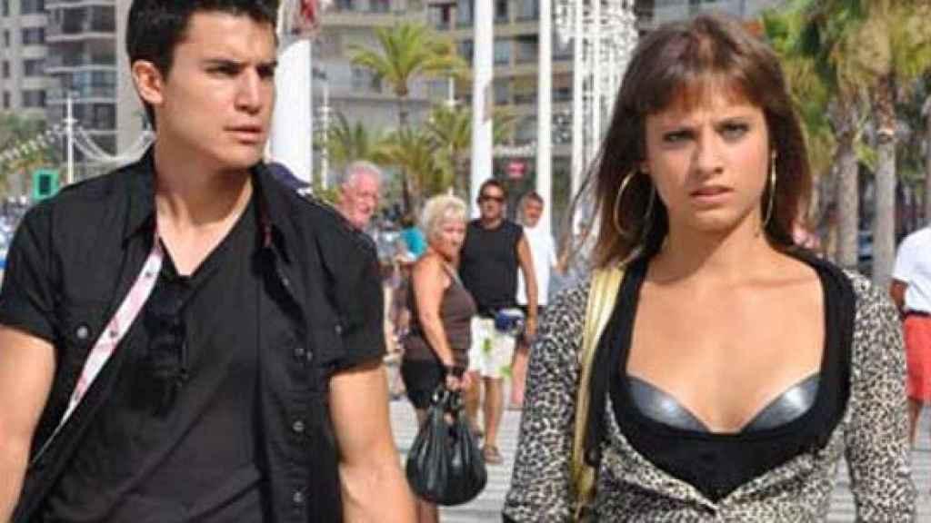 Fotograma de 'Inocentes', la serie de Telecinco