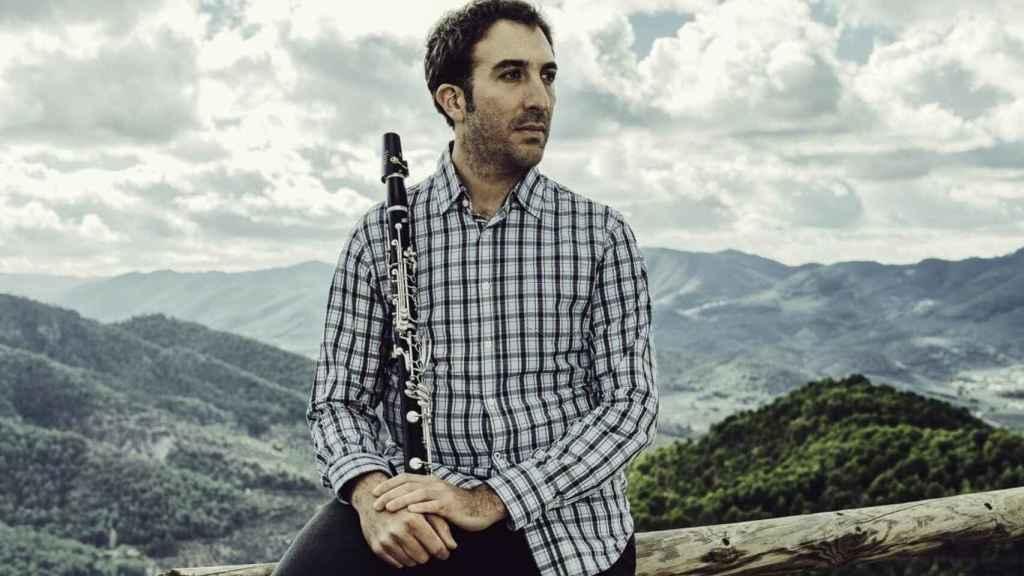 El músico Daniel Broncano.