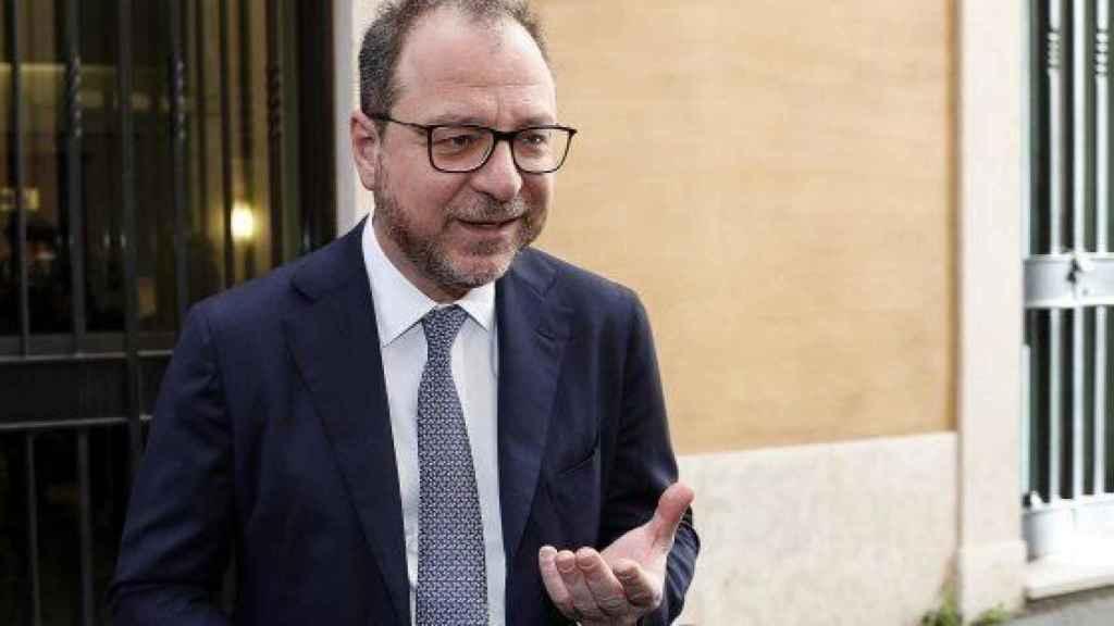 Giorgio Mulè plantea un Plan Marshal para África.
