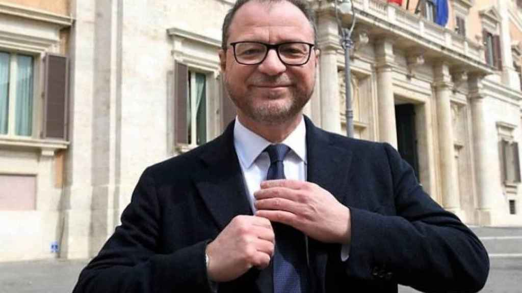 El viceministro de Defensa italiano insiste en la cooperación entre España e Italia.