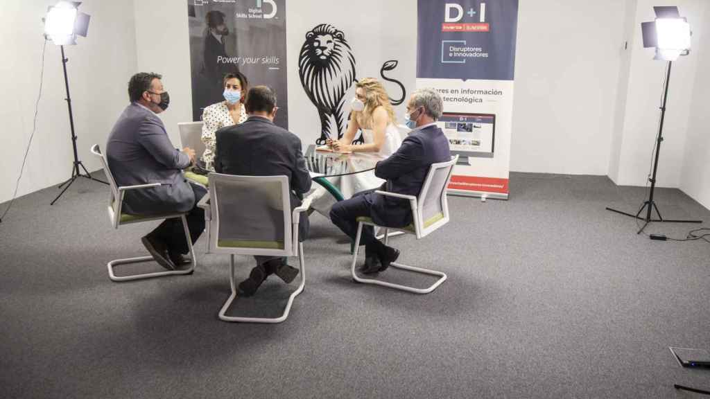 Mesa redonda 'Reskilling, formar para transformar las empresas'