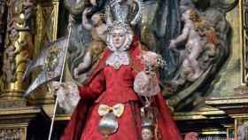 Zamora restauracion virgen de la concha 3