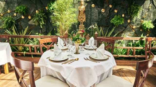 Thai Emotion, gran experiencia de alta cocina tailandesa sin salir de Madrid