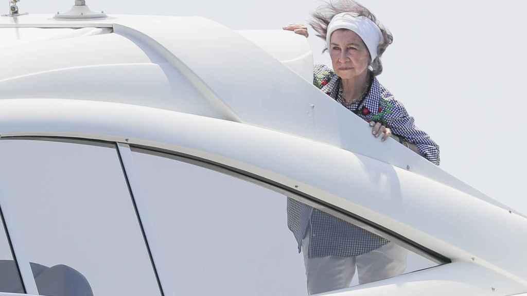 Reina Sofía.
