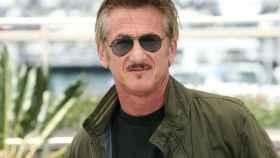 El actor Sean Penn en una de las ediciones del festival de Cannes.
