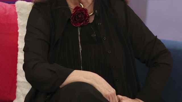 María José Cantudo en una imagen de archivo.