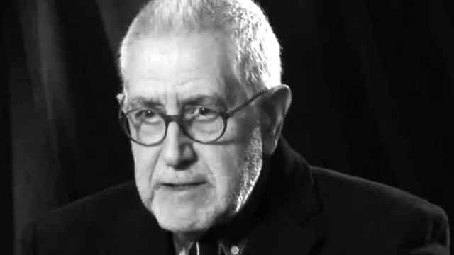 El periodista, dramaturgo, gestor y profesor español Ignacio Amestoy.