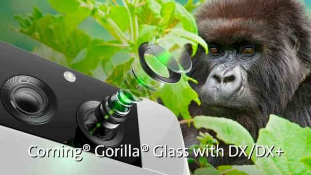 Cámaras que no se rayan y hacen mejores fotos: así es el nuevo Corning Gorilla Glass DX