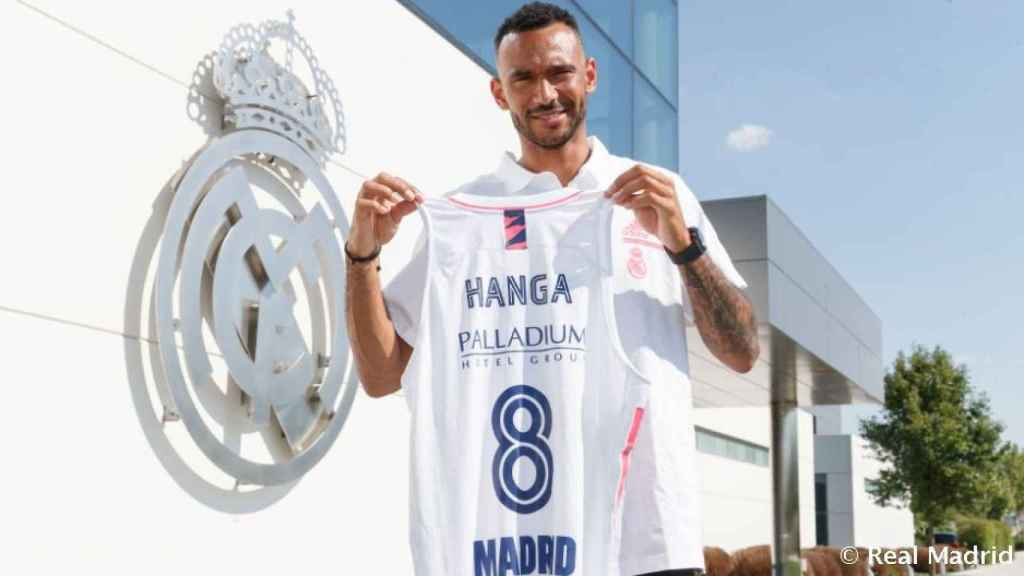Adam Hanga ficha por el Real Madrid