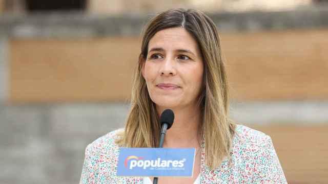 Carolina Agudo. Foto: Ó. HUERTAS