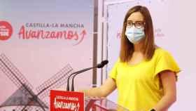 Esther Padilla, vicesecretaria del PSOE de Toledo y diputada nacional