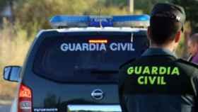 Agentes de la Guardia Civil, en imagen de archivo.