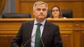Paco Cañizares, líder del PP de Ciudad Real