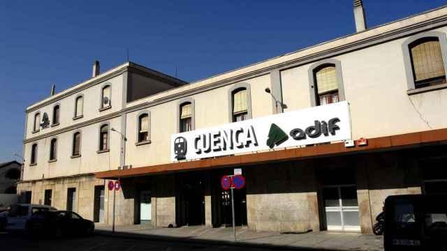 Estación del Tren de Cuenca
