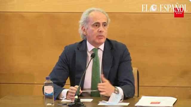 Ruiz Escudero se muestra preocupado ante el inicio del curso escolar por la falta de vacunas