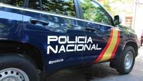 Imagen de archivo de un coche de Policía